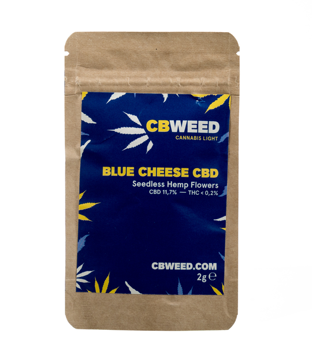 Susz CBD - CBWeed - Blue Cheese 20g 11,7%