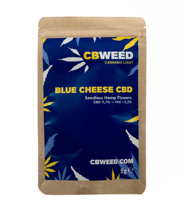 Susz CBD - CBWeed - Blue Cheese 5g 11,7%