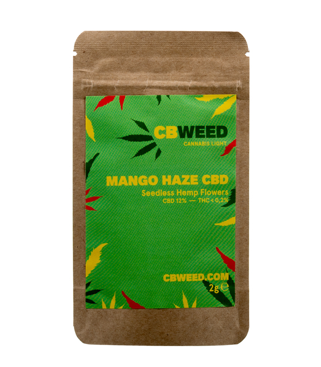 Susz CBD - CBWeed - Mango Haze 12%