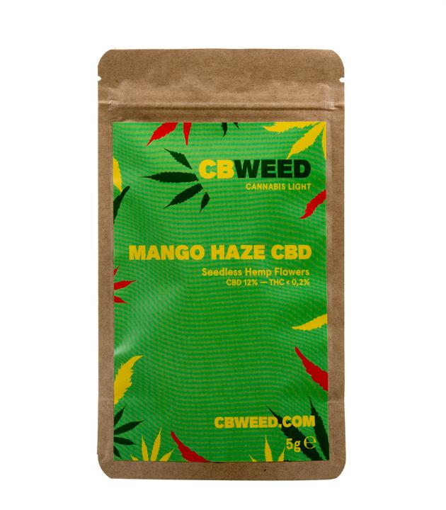 Susz CBD - CBWeed - Mango Haze 5g 12%