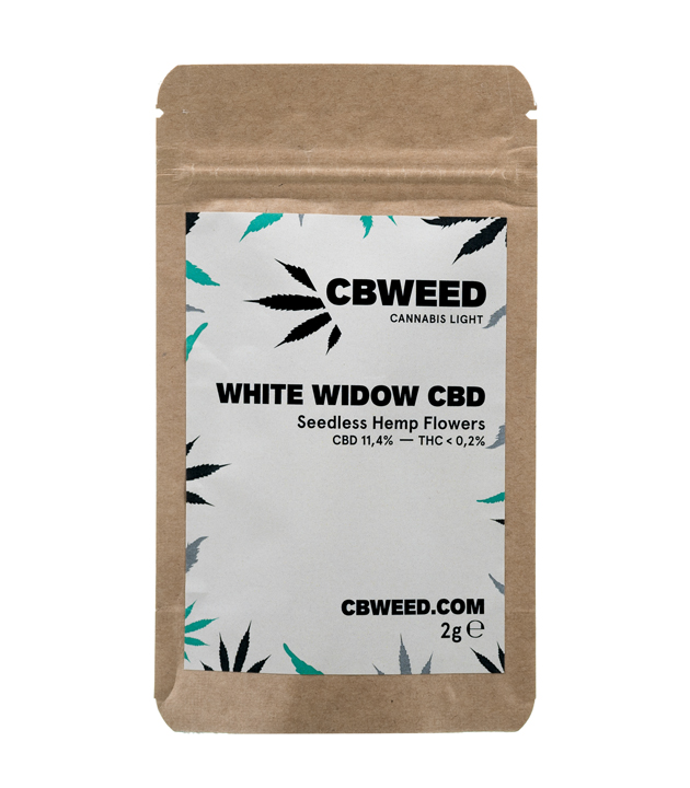 Susz CBD - CBWeed - White Widow 2g 11,4%