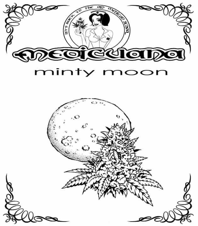 Susz CBD - Medicuana - Minty Moon 10-15%