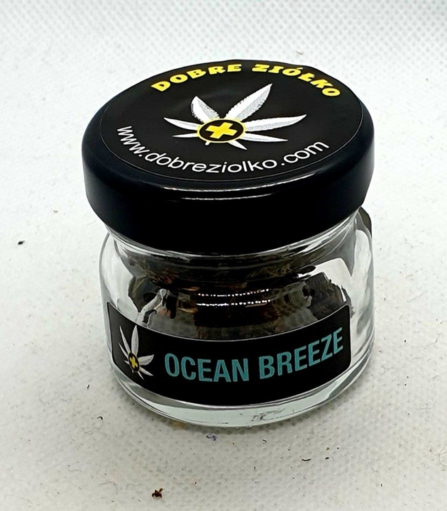 Susz CBD - Ocean Breeze 12,82%