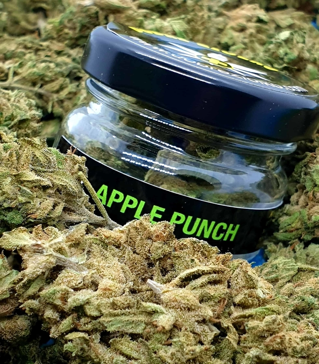 Susz CBD - Apple Punch 8,01%