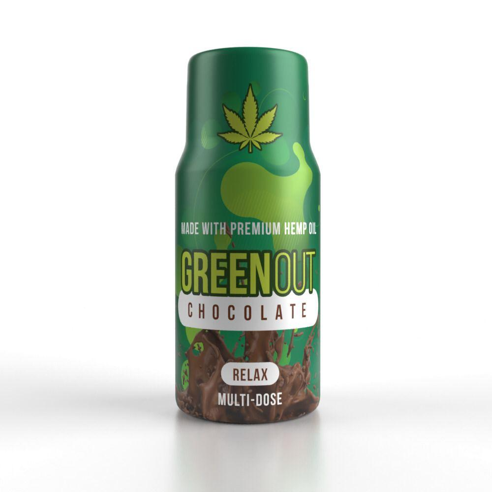 Green Out Relax Olejek Konopny 200mg