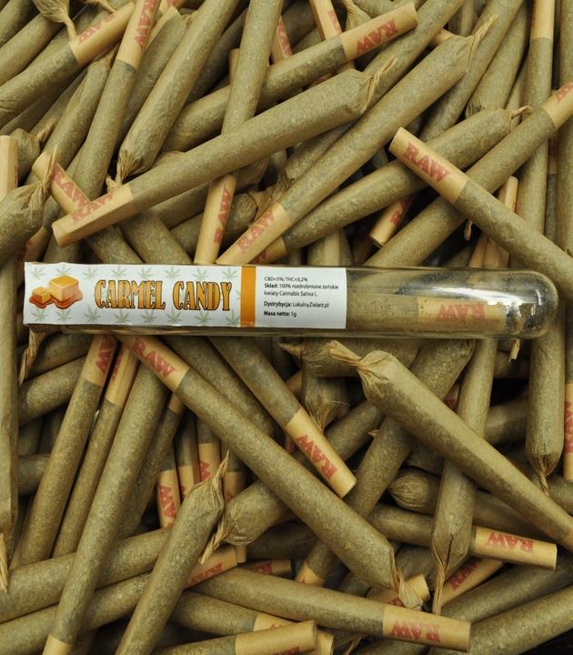 Susz CBD - Carmel Candy -